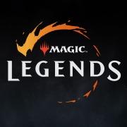 Carátula de Magic: Legends - PS4