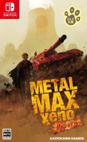 Carátula de Metal Max Xeno: Reborn - Nintendo Switch