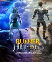 Carátula de RUNNER HEROES - PC