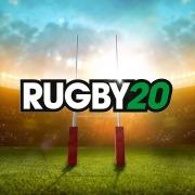 Carátula de Rugby 20 - PC