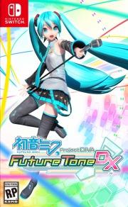 Carátula de Hatsune Miku: Project DIVA Mega Mix - Nintendo Switch