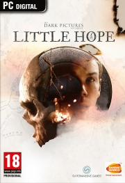 Carátula de The Dark Pictures: Little Hope - PC