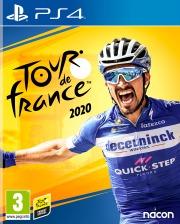 Carátula de Tour de France 2020 - PS4