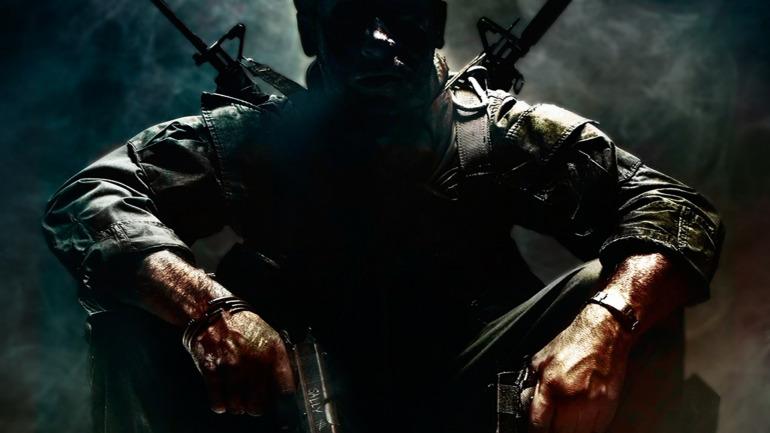 Arte conceptual de Call of Duty: Black Ops