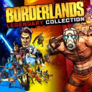 Carátula de Borderlands Legendary Collection - Nintendo Switch