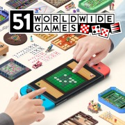 Carátula de 51 Worldwide Games - Nintendo Switch