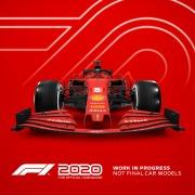 Carátula de F1 2020 - Stadia