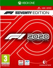 Carátula de F1 2020 - Xbox One