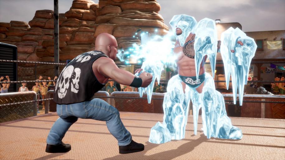 WWE 2K Battlegrounds Xbox One