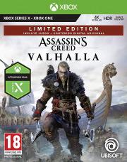 Carátula de Assassin's Creed Valhalla - Xbox One