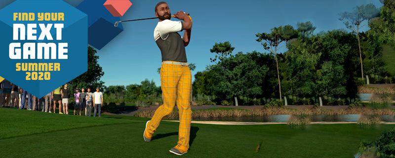 2K Sports busca el hoyo en uno con su simulador PGA Tour 2K21