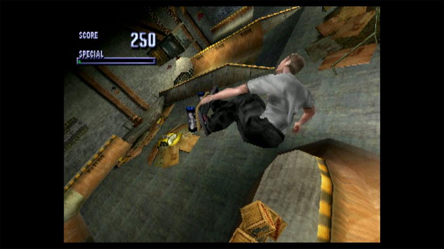 Tony Hawk's Pro Skater 1 and 2 PC