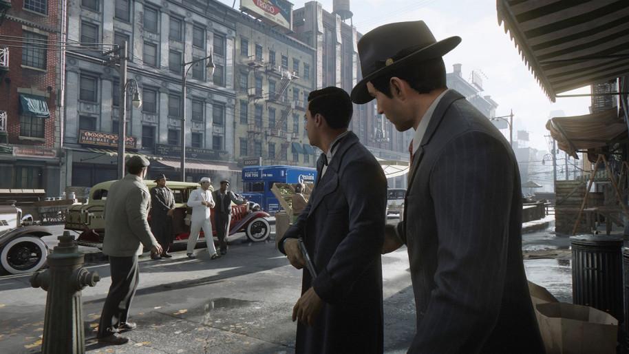 Mafia Edición Definitiva Xbox One