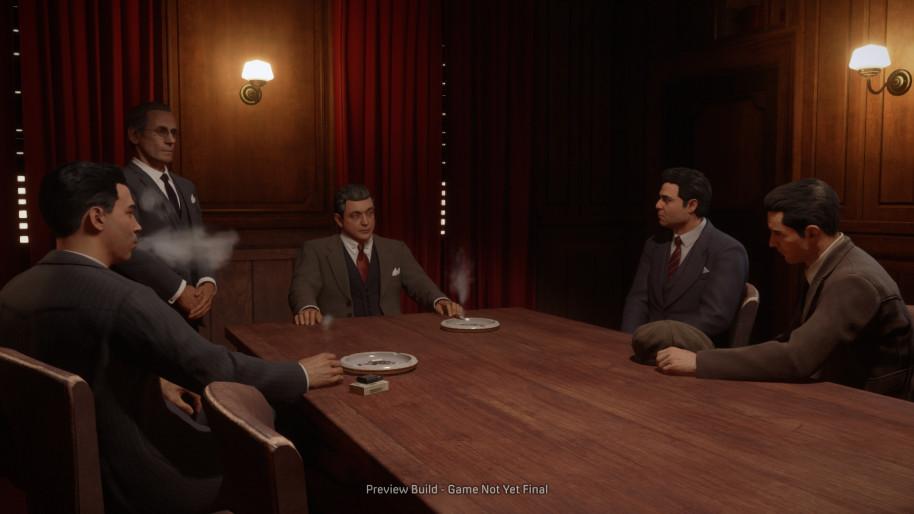 Mafia Edición Definitiva: El remake de Mafia al detalle: tiroteos, conducción y novedades en este vídeo gameplay