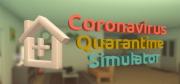 Carátula de Coronavirus Quarantine Simulator - PC