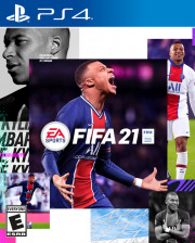 Carátula de FIFA 21 - PS4