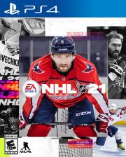 Carátula de NHL 21 - PS4