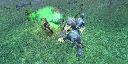 Dungeon Siege PSP