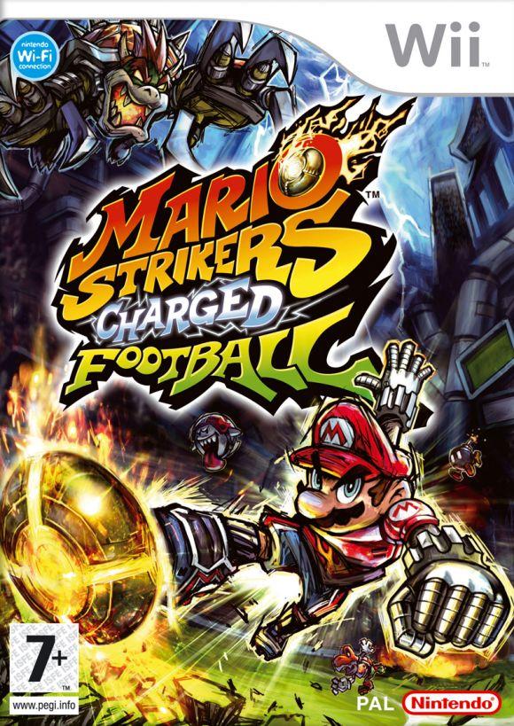Mario Strikers Charged para Wii - 3DJuegos