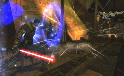 Star Wars El Poder de la Fuerza PS2