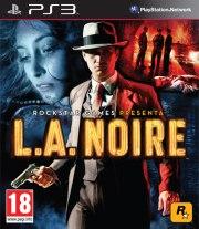 Carátula de L.A. Noire - PS3