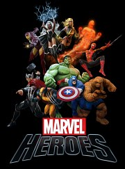 Car�tula oficial de Marvel Heroes PC
