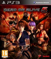 Carátula de Dead or Alive 5 - PS3