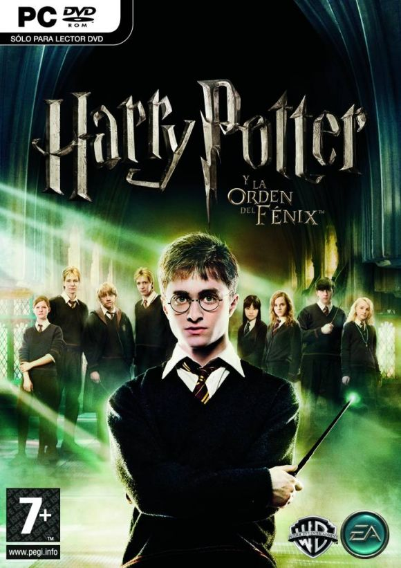 Harry Potter Y La Orden Del Fenix Para Pc 3djuegos