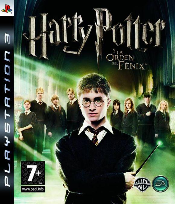 Harry Potter Y La Orden Del Fenix Para Ps3 3djuegos