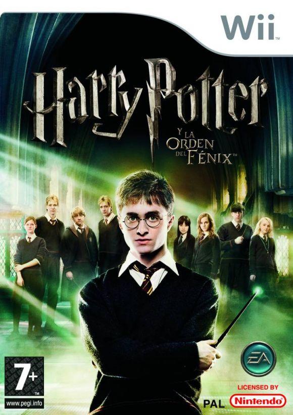 Harry Potter Y La Orden Del Fenix Para Wii 3djuegos