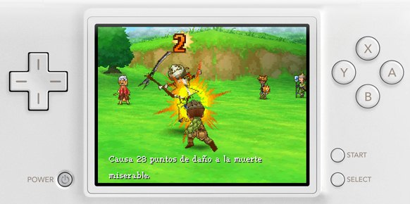 Dragon Quest IX (Nintendo DS)