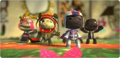 LittleBigPlanet se hace con el premio al mejor videojuego en los Children's BAFTA