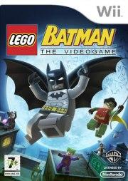 Carátula de Lego Batman - Wii