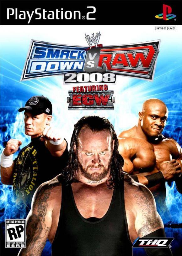 Escaleras Y Mesas Wwe Smackdown Vs Raw 2008