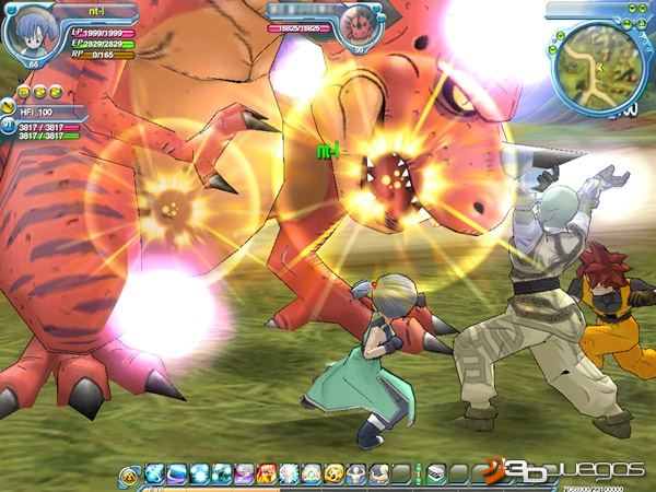 Imagenes De Dragon Ball Online Para Pc 3djuegos