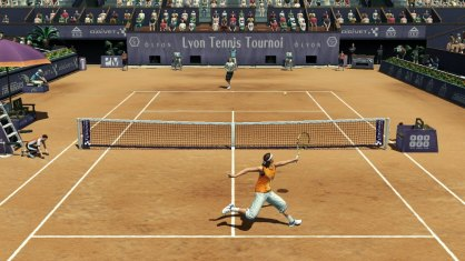 Smash Court Tennis 3 an�lisis