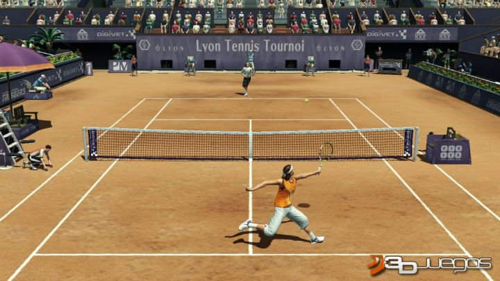 Smash Court Tennis 3 - An�lisis