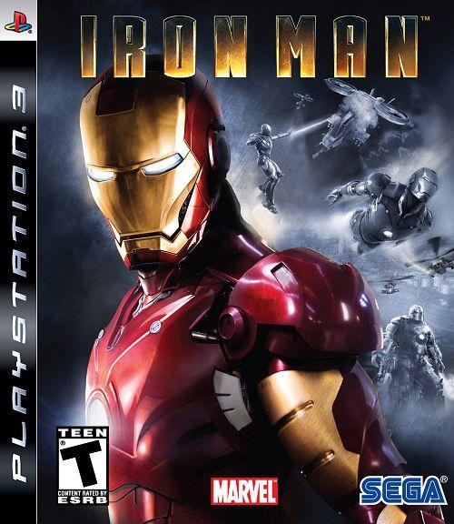 IRON MAN PS3