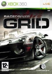 Carátula de GRID - Xbox 360