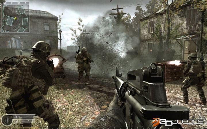 Call of Duty 4 Modern Warfare - An�lisis