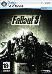 Car�tula oficial de Fallout 3 PC