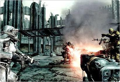 Fallout 3 está siendo desarrollado con Xbox 360 como plataforma base
