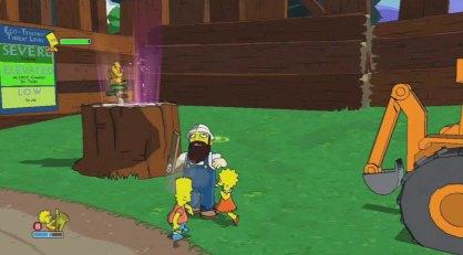 Los Simpson El Videojuego Xbox 360