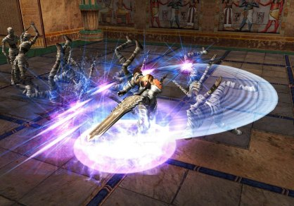 Soul Calibur Legends análisis