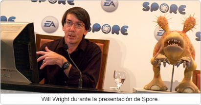 Will Wright deja Electronic Arts