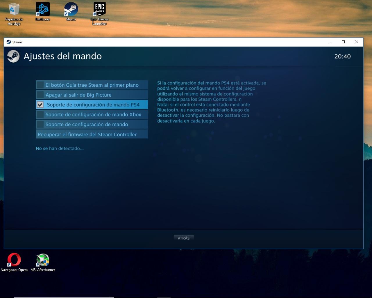Cómo usar tu Dualshock 4 en PC