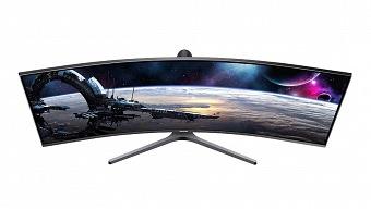 Samsung presenta un monitor ultra ancho de 32:10 y 120 Hz