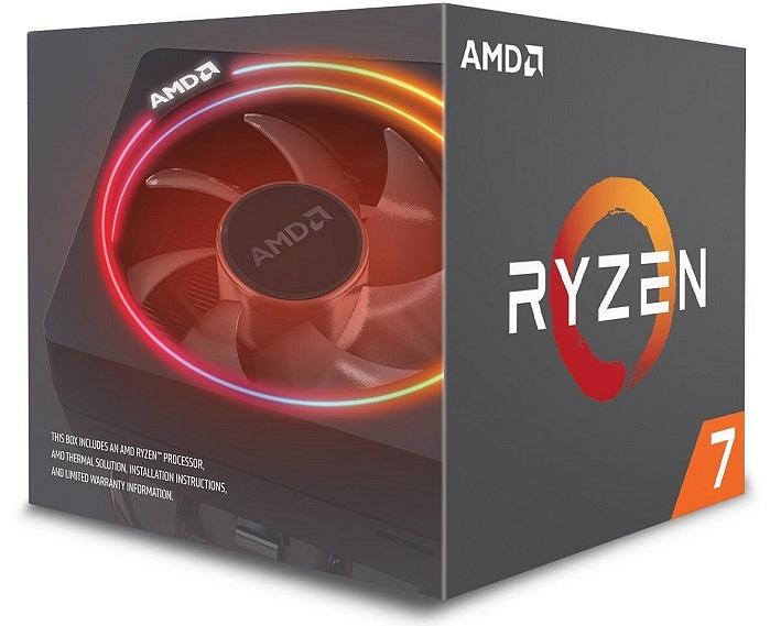 Los Ryzen 7 2700X y i9-9900K no están tan lejos en rendimiento