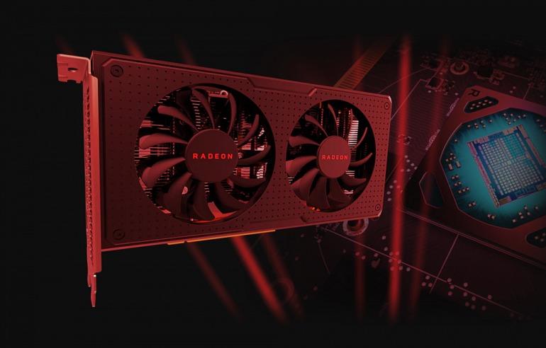 AMD lanza la tarjeta gráfica Radeon RX 590