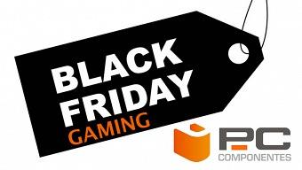 Selección de ofertas del Día Gaming en Black Friday de PcComponentes